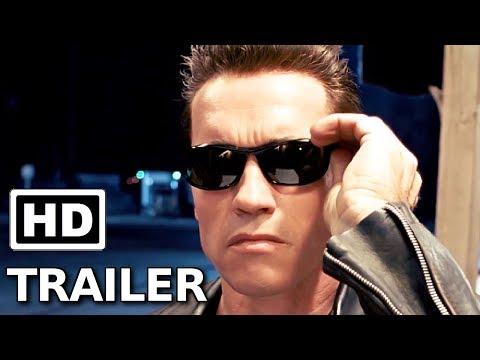 Terminator 2 : Judgment Day 3D Trailer #2 (2017) | Arnold Schwarzenegger | Linda Hamilton