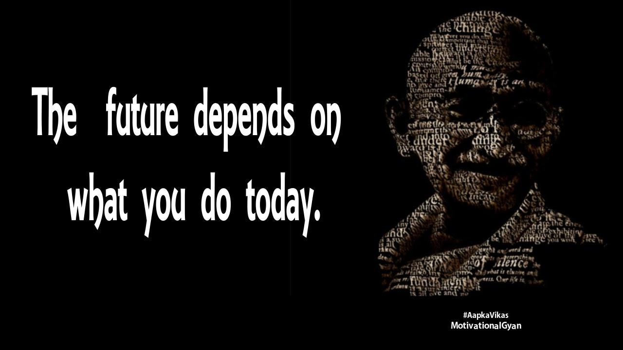 Best Motivational Quotes By Mahatma Gandhi