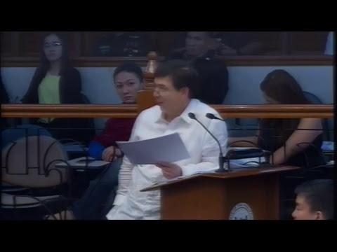 Senate Session No. 30  (November 16, 2017)