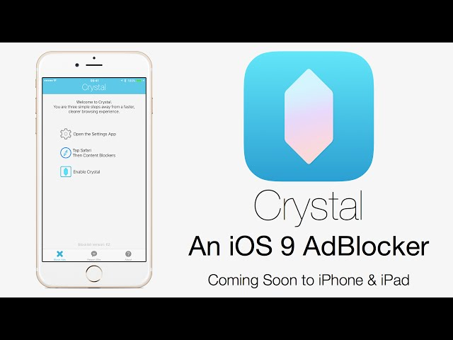 Hands On With Three IOS 9 Content Blockers 1Blocker Blockr And Crystal