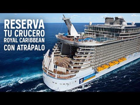 ¡Reserva tu crucero Royal Caribbean en Atrápalo y vive aventuras inolvidales!