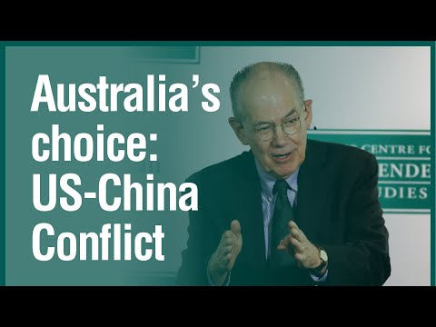 Can China Rise Peacefully? John Mearsheimer | Tom Switzer