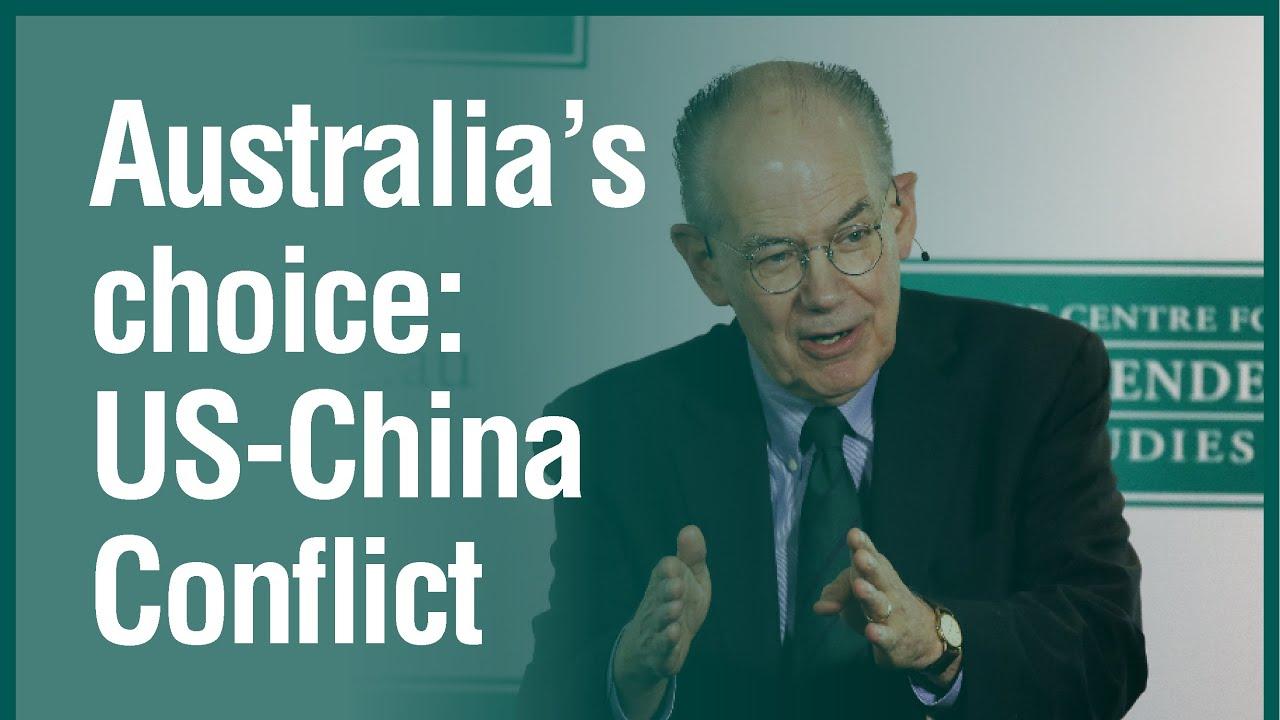 Prof. Mearsheimer befürchtet Krieg zwischen USA und China: USA werden ihre Dominanz nicht aufgeben
