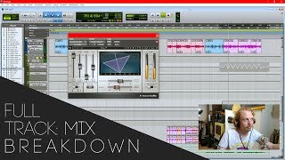 Mixing and Mastering audio - How to mix / full track breakdown