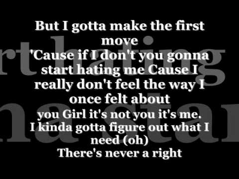 Say Goodbye Chris Brown Lyrics