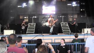 Skillet - Whispers In The Dark Rock The Park 2015