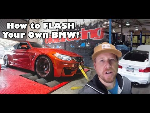 How To Tune Your Own BMW F-Series ECU By VRTuned