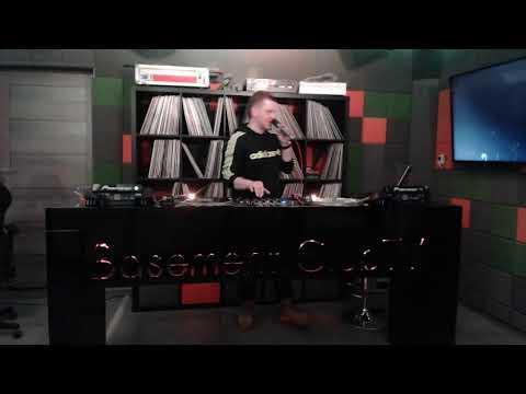 Maximo Live In Basement Club TV #2  100 % Vinyl Set