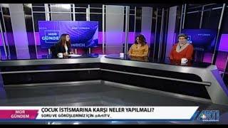 Gambar cover Mor Gündem - Hilal Yağız Konuk: Özgül Kaplan ve Firdes Can Boztemir 26 Nisan 2019