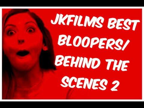 JustKiddingFilms Best Bloopers/Behind The Scenes 2
