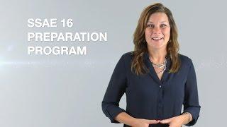 SSAE 16 Preparation Program
