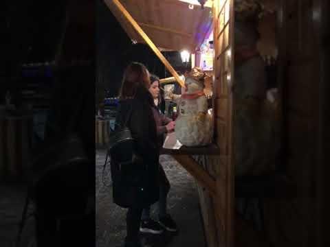 На Рождественской ярмарке в Житомире продают алкоголь «...