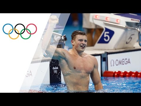Peaty wins gold with new world record - Full Race