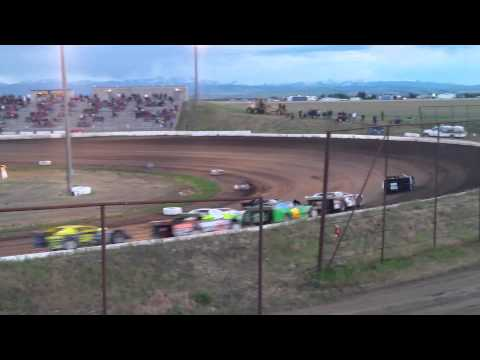Gallatin Speedway LateModel Feature June 20 2014