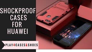Shockproof Cases For Huawei P8, P9, P10, P10 LITE, P10 PLUS, Nova 2, Mate 10, 9, Y5