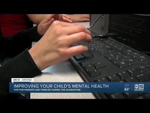 Improving your child's mental health