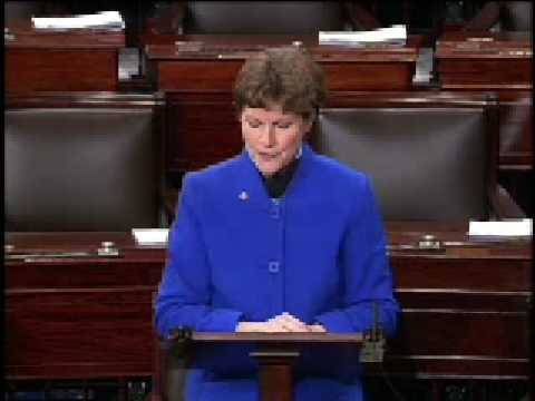 Senator Shaheen Floor Statement on the Urgent Need to Address Economic Challenges, January 8, 2009