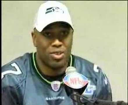 Shaun Alexander on Christian faith and Christian teammates