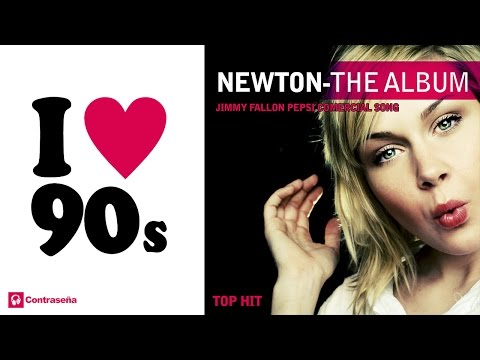 Newton - Streamline, Pepsi commercial Song, 90 Techno Song, Whistle, Official Video, Retro Party