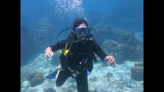 The Diving Proposal: SCUBA Diving, Koh Samui, Thailand(I took my girlfriend 36 feet under water off the coast of Koh Samui in the Gulf of Thailand to get down on a knee..., 2013-11-15T08:46:52.000Z)