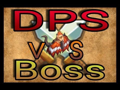 Best DPS On Single Boss