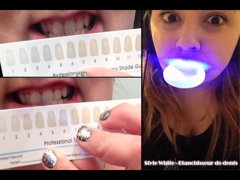 i white blanchiment des dents