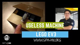 useless machine lego mindstorms