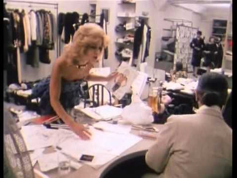 (Swooning) Lynn Wyatt on Haute Couture, 1980s.