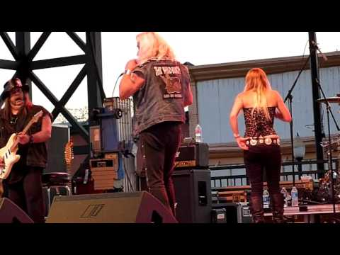 Black Oak Arkansas Live At Wild Hog Music Festival West Helena, AR 2016