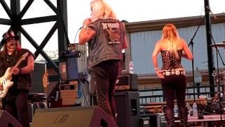 Black Oak Arkansas Live At Wild Hog Music Festival West Helena, AR 2016