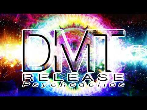 DMT Release Frequency | Divine Meditation Trance | Spiritual Psychedelics Trip | Ayahuasca | Psychic