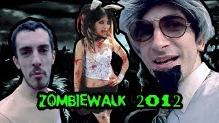 ZOMBIEWALK 2012 - Buenos Aires
