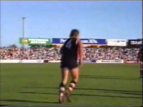 Tony 'Plugger' Lockett - Rd 5 1988 Moorabbin