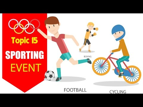 describe a sports event that you What was the event when you attended it whom you went with and describe what you did at the event model answer: 2-3 years back i attended a sports event which was open to the public and i would like to talk about it.