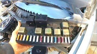 ВАЗ 21099 Отказало все электрооборудование