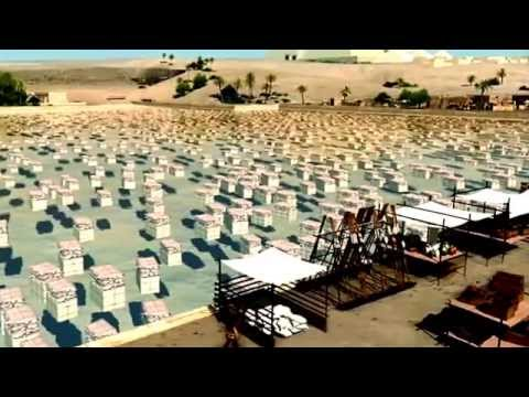 Step By Step : Overview of Egypt Pyramid Construction