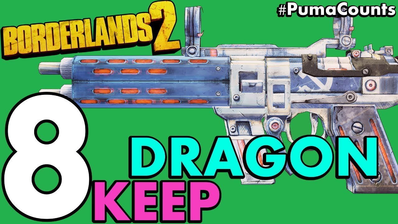 borderlands 2 dlc legendary weapons