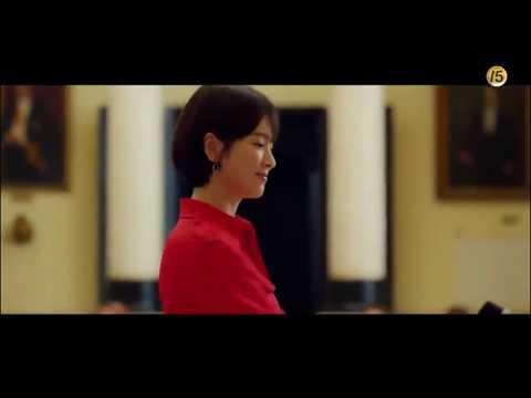 Song Hye Kyo Speaking English (Encounter Drama Episode 01)