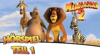 Madagascar 2 - Das Original Hörspiel zum Kinofilm Teil 1