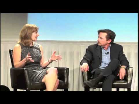 Michael J. Fox and Debi Brooks at CEP's 2011 Conference - YouTube