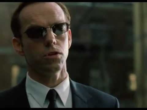 Matrix reloaded - Conversa entre agente Smith e Neo