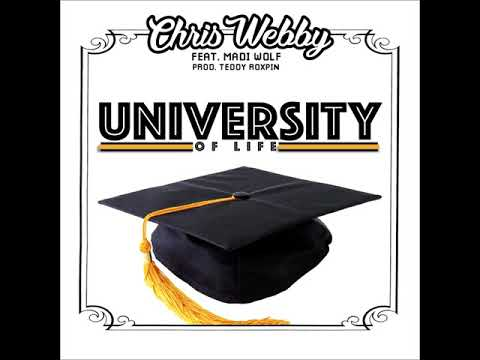 Chris Webby - University of Life (feat. Madi Wolf) [prod. Teddy Roxpin]