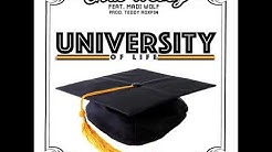 Chris Webby - University of Life (feat. Madi Wolf) [prod. Teddy Roxpin]