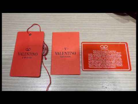 ヴァレンティノ  Valentino Garavani 偽物の見分け方 広島 ブランド買取 ロリンザ☆H290224 1