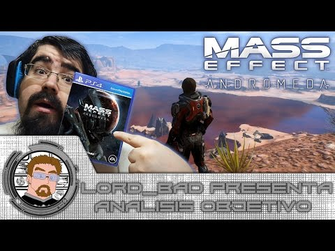 Mass Effect Andromeda    Analisis Objetivo