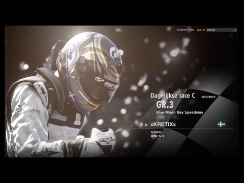 Live GT Sport: beta daily races europe