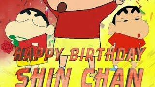 shinchan in hindi 2018 - aaj shinchan ka birthday hai