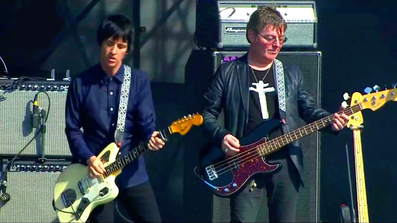 Download JOHNNY MARR~🇬🇧 with Andy Rourke (The Smiths)~Live (1080-60P)@ lollapalooza 🇧🇷 brasil