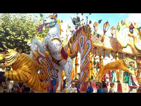 Retransmision en Directo Gala Floral Torrelavega 2017