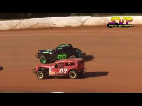 411 Motor Speedway / Classic Heat Races / April 9 , 2016